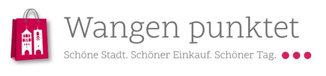 Wangen punktet Logo